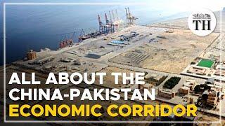 What is the China-Pakistan Economic Corridor?