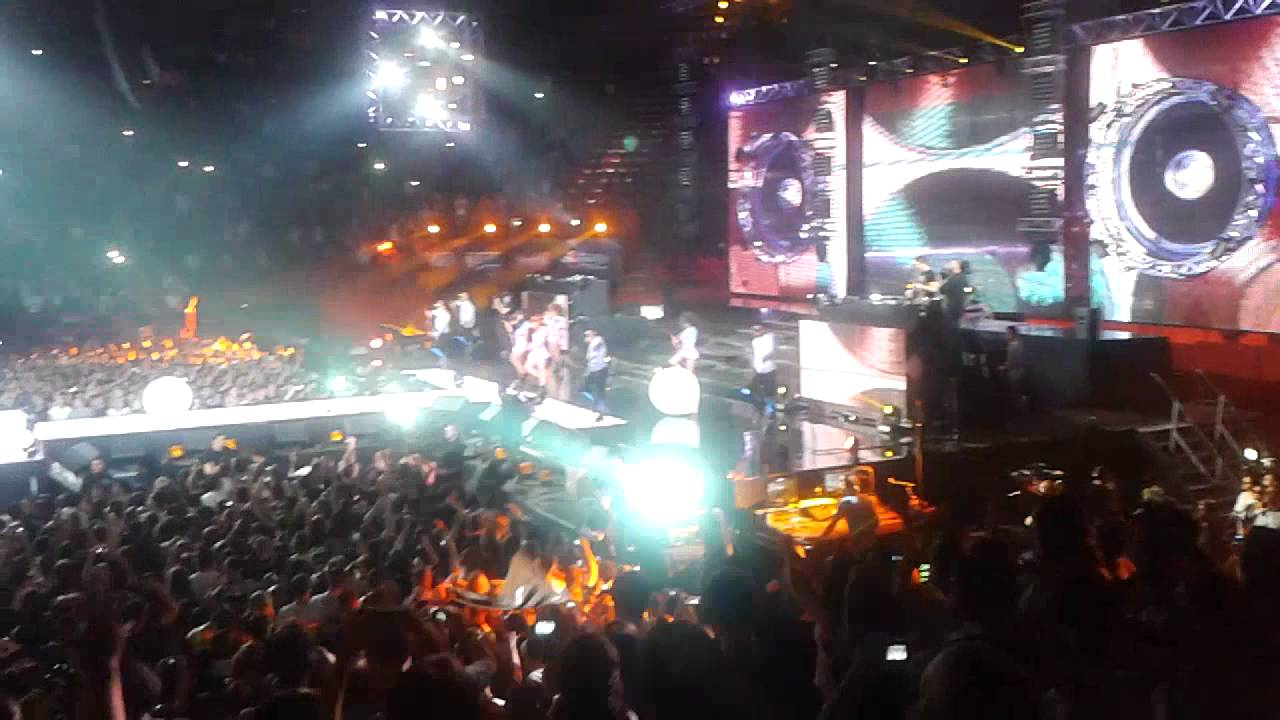 concert starfloor 2012