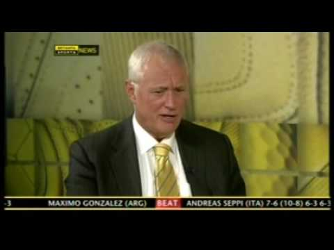 Live Barry Hearn Interview 1/2