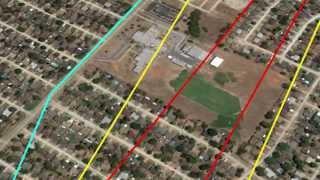 Moore, Oklahoma Tornado Path 3D Flyover Tour thumbnail