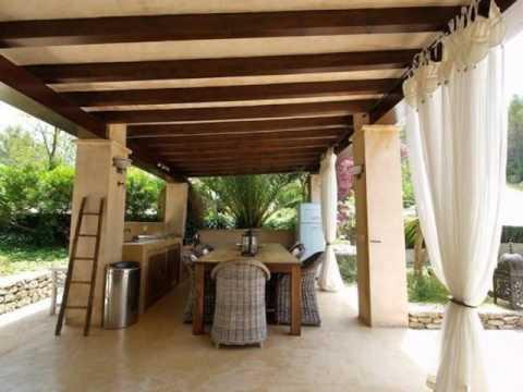 ibiza villas country