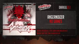 AngerNoizer - No Games