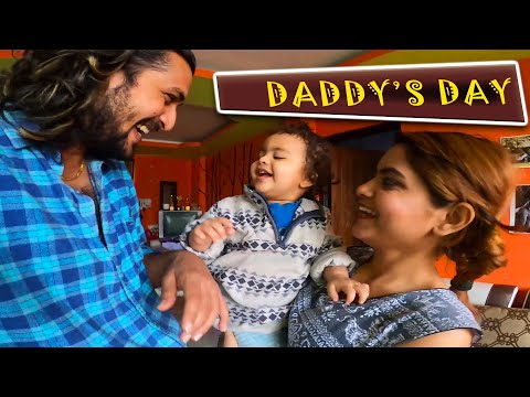 Daddy Day for Baby   Toddler's Mini Activities (PRAM VLOGS)