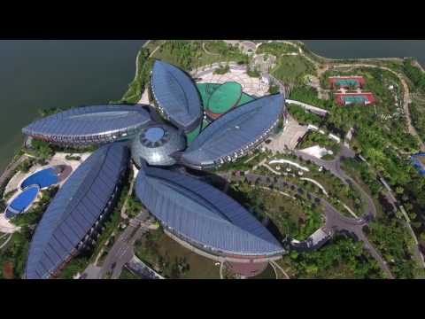 """The Way To The Sun"" - Yinzhi ""Pilot Diary II"" Drone view @Shanghai China"