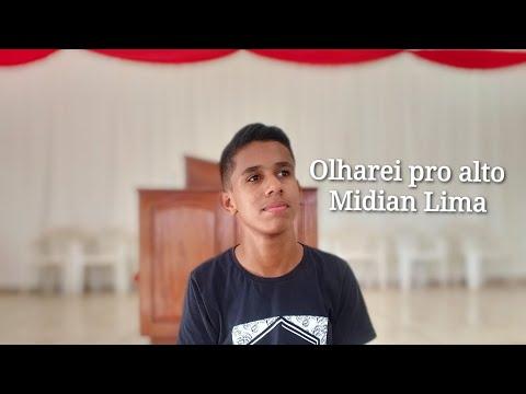 Olharei Pro Alto - Midian  Lima / Cover: Isaque Dias
