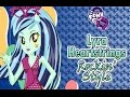 My Little Pony Equestria Girls - Lyra Heartstrings Rocking Style