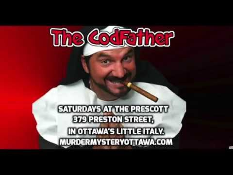 Review of The CodFather - Murder Mystery Ottawa