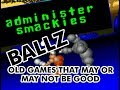 Ballz review | Old games that may or may not be good