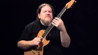 Two-Hand Groove - #5 Rosanna Groove - Guitar Lesson - Ben Lacy