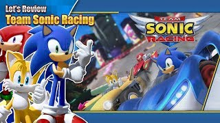 Team Sonic Racing Review - Top of the podium? Or falls short of 1st place?