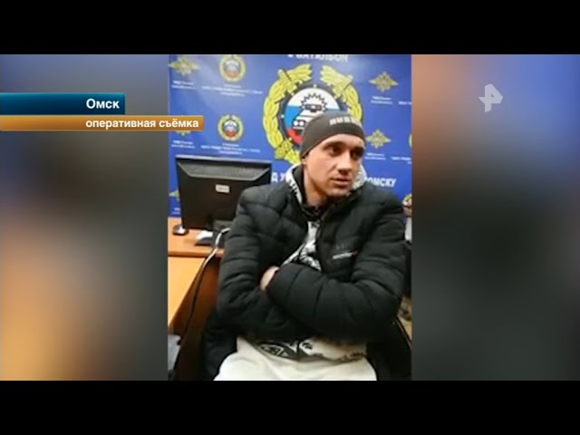 В Омске задержали пьяного гонщика, устроившего уличные гонки с полицией