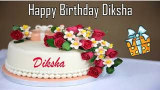 Happy Birthday Diksha Image Wishes✔