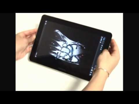 Imaios E Anatomy Tablet App For Android Youtube