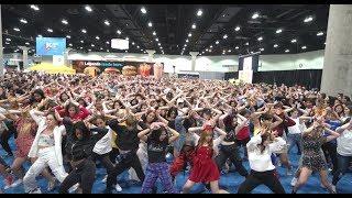 KPOP RANDOM PLAY DANCE in KCON19LA