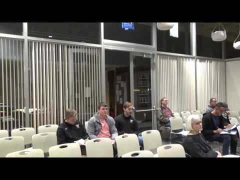 April 6, 2016 - North Canton Planning Commission Meeting