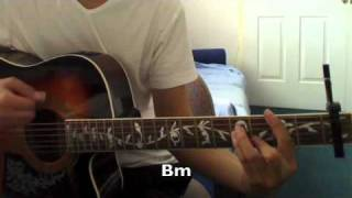 Enrique Iglesias - Tonight (I'm Lovin' You) ft. Ludacris (Beginner Guitar Chords) + Chords