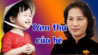 Tâm thư của một bé gái Thái Bình gửi CTQH Nguyễn Kim Ngân phản đối cho Tàu thuê đất
