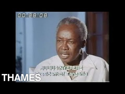Zimbabwe | The Rhodesian Crisis | Julius Nyerere | Tanzania | This Week | 1976