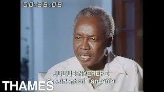 Zimbabwe   The Rhodesian Crisis   Julius Nyerere   Tanzania   This Week   1976