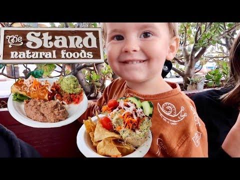 The Stand Natural Foods |Laguna Beach, CA| WHAT VEGANS EAT