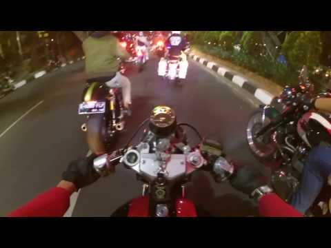 Night Ride With TROUPE