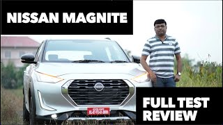 Nissan's all new Compact SUV Magnite | Full test Malayalam review by Baiju N Nair