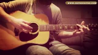 How To Play TELL ME WHY by Neil Young | Acoustic Tutorial on a CG Winner W-777 Martin D45 copy