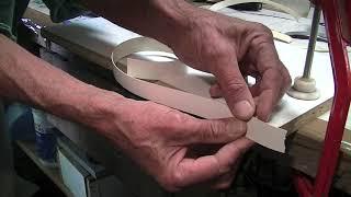 How to repair shelf edge tape