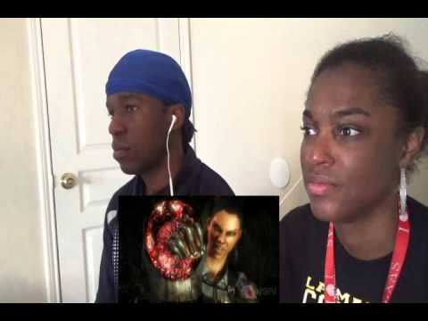 Mortal Kombat X All Fatalities and X-Ray [Me and Jarvis] Reaction
