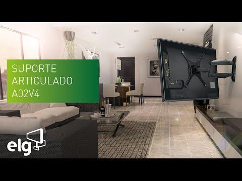 Suporte articulado a02v4 youtube - Soporte articulado tv ...