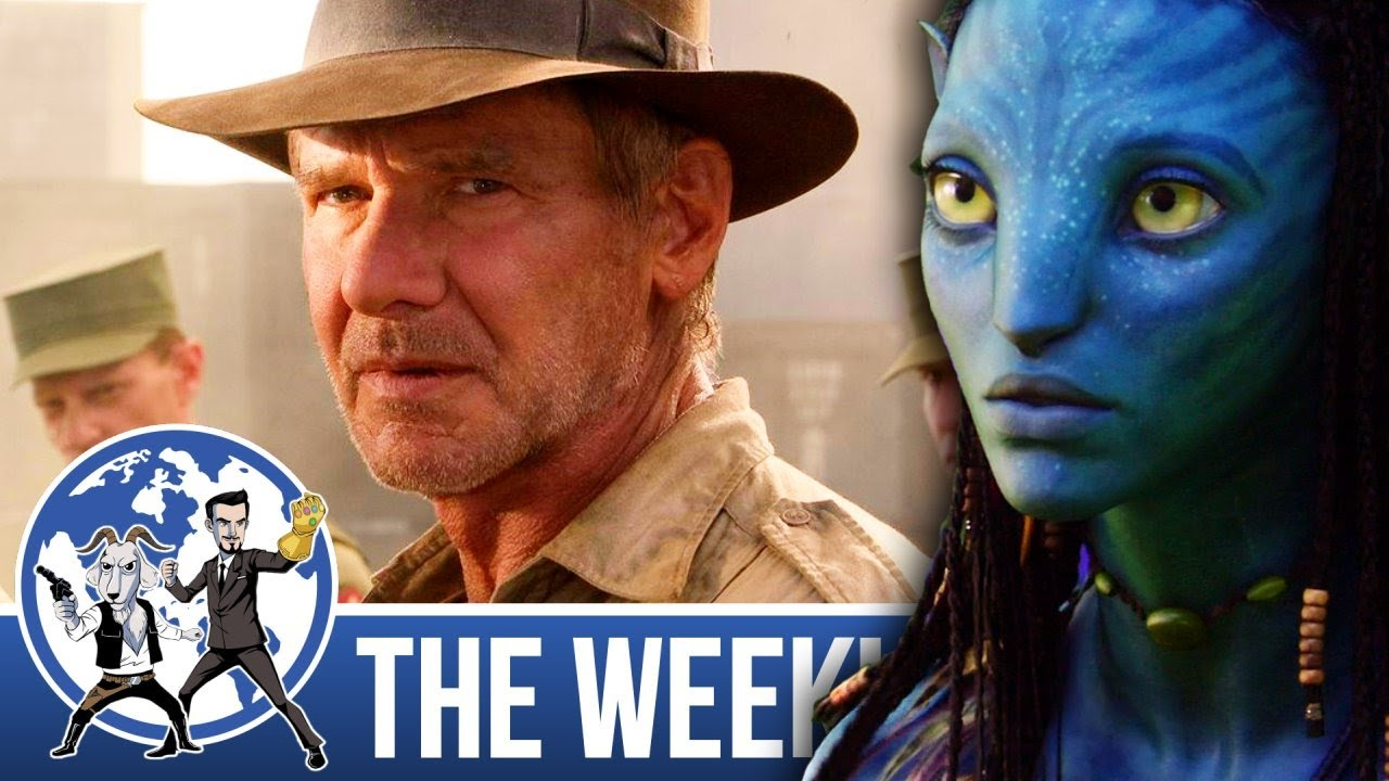 Indiana Jones 5 Begins & E3 2021 - The Weekly Planet Podcast