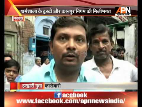 Builders continue illegal construction in Kanpur with ongoing harsh weather (UP)