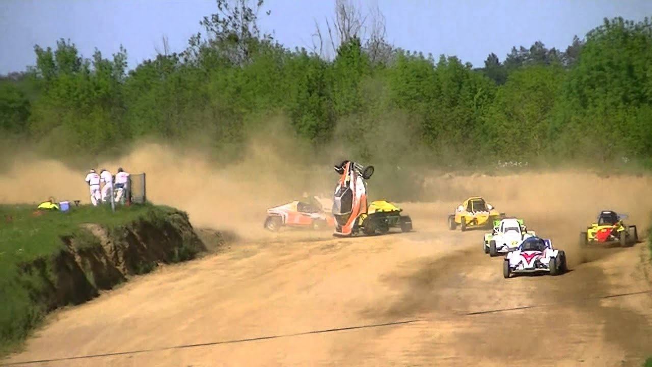kart cross st vincent des landes