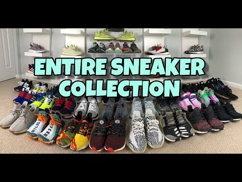 e66e6913806ec0 ENTIRE SNEAKER COLLECTION VIDEO AFTER 1 YEAR ON YOUTUBE! (Epic Raffle Wins  and W Story s)