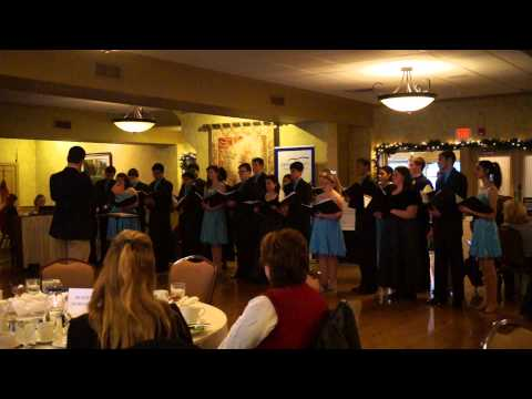 2014 Women in Business Annual Holiday Luncheon: Lebanon High School Show Choir Performance