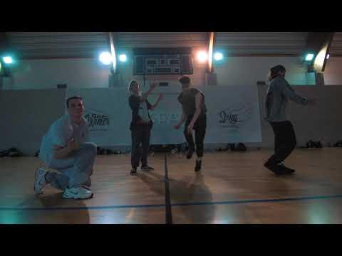 Adam Beta | The Struts - Body Talks | Winter Dance Break | ESDA