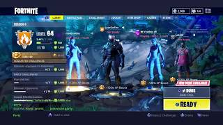 GRINDING TO LVL 80 IN 4 DAYS! | RECORDING FOR BLOCKBUSTER MOVIE | Fortnite Live Stream