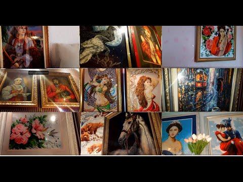 Вышивка бисером картин