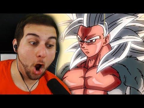 DRAGON BALL AF ANIMATED SERIES?! | Kaggy Reacts To Dragonball AF - Goku Turns Into Super Saiyan 5