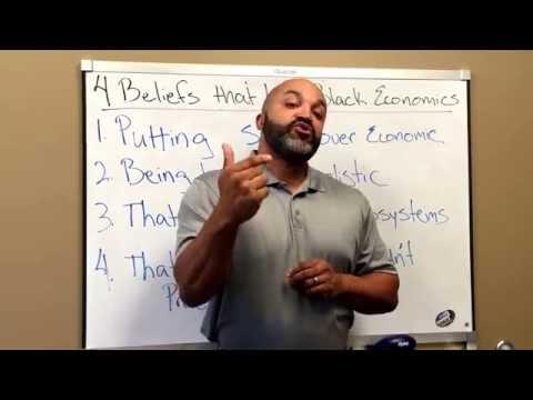 4 Limiting Beliefs that Affect Black Economic Self Determinism