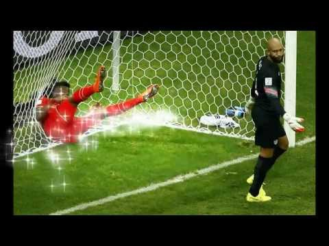Tim Howard goalkeeper