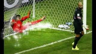 Tim Howard goalkeeper