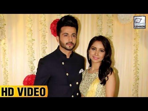 Dheeraj Dhoopar & Vinny Arora Attend Ekta Kapoor's Diwali Party 2017