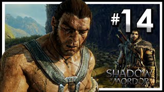 Middle-earth: Shadow of Mordor Gameplay Walkthrough Part 14 - Mission: Big Games [HD] PS4 1080p