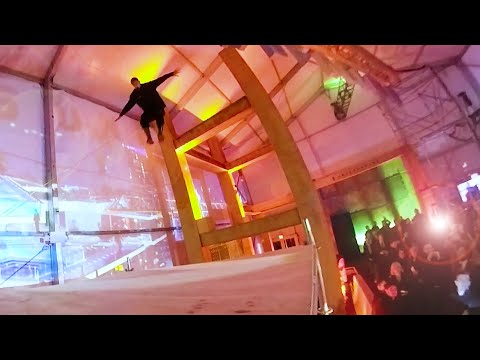 Red Carpet PARKOUR Performance - 6 UNDERGROUND 🇺🇸