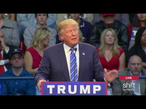 Breaking News Donald Trump Raleigh FIERY SPEECH, FULL Q&A, CHAOS at Campaign Rally in North