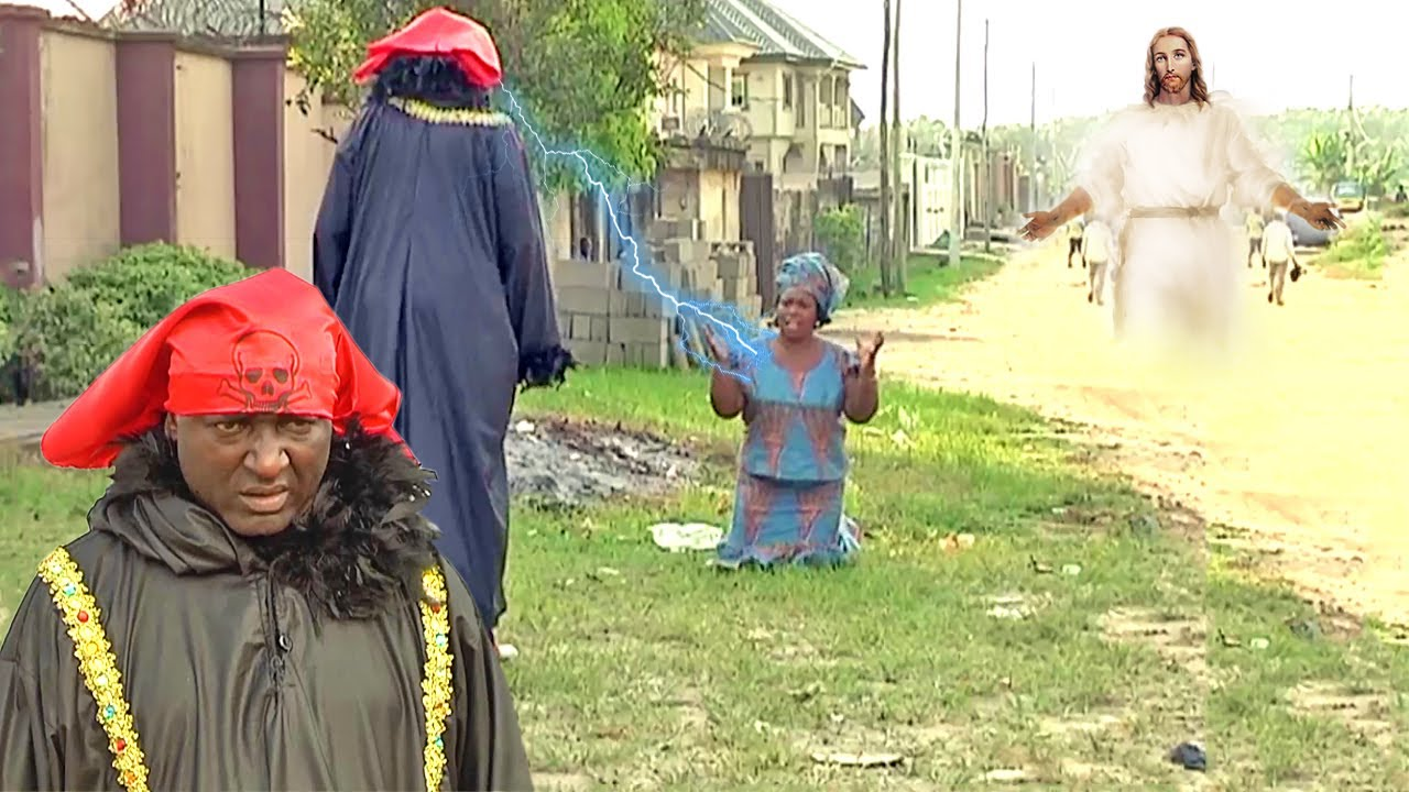 Download ONLY GOD CAN SAVE YOU IN THIS SITUATION [FULL MOVIE] - 2019 2020 FULL NIGERIAN MOVIES