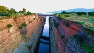 Canale di Corinto Grecia - The Corinth Canal Greece