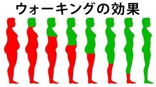 毎日のウォーキングで体に起こる10の変化