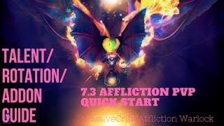 7.3 Quick-Start Guide to Affliction PVP - MassiveCrits - Arena Breakdown